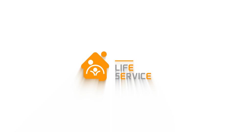 大气企业logo演绎片头展示
